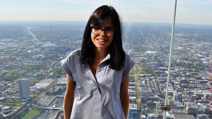 Jess Wade: Für Mathe brauchen Mädchen Mut