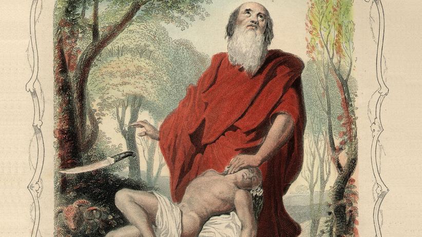 Religionsunterricht: Wenn aus Heinz Abraham wird