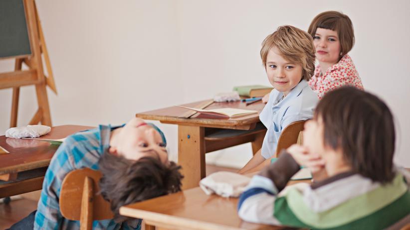 Grundschule: Chaos in der ersten Klasse