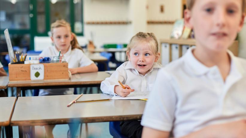 Grundschule: Jahrgangsübergreifendes Lernen: Hier sind die Kinder füreinander mitverantwortlich. Sie sind einander Vorbilder.
