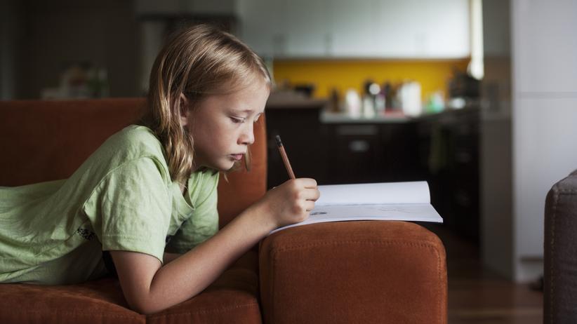 "Homeschooling: ""Papa, ich hab jetzt Mathe."""