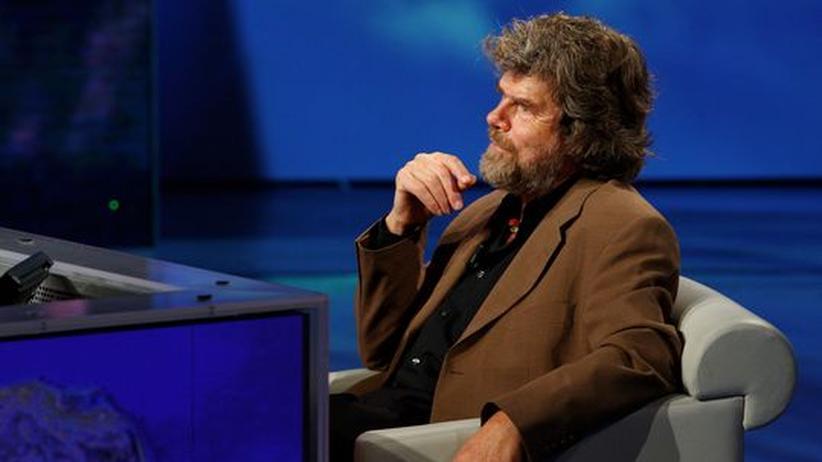 """Roger Willemsen fragt Reinhold Messner: """"Grenzgänger an den Rändern der Erde"""""""