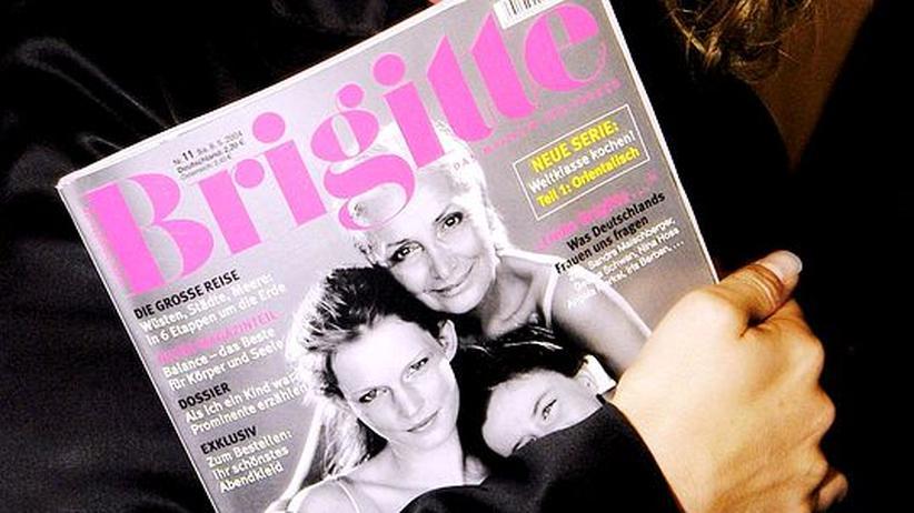 Initiative gegen Magermodels: Ein Zeichen gegen den Magerwahn: Brigitte ist das erste Magazin, das auf Profi-Models verzichtet.