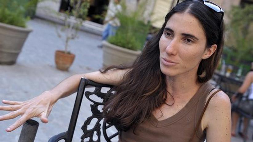 Bloggerin Yoani Sanchez