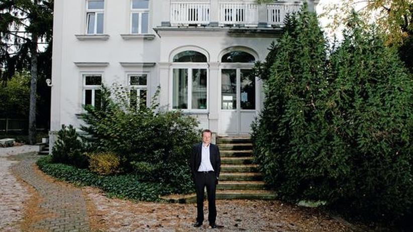 Reich und arm in Sachsen: Über den Dächern von Radebeul