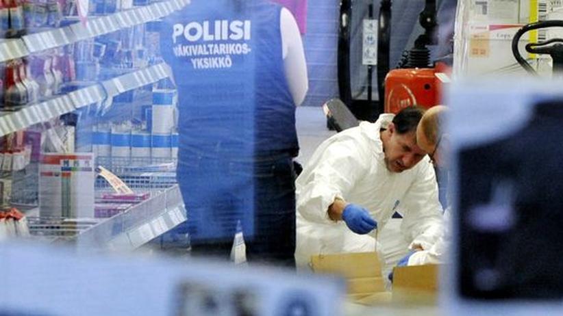 Finnland: Amokschütze begeht Selbstmord