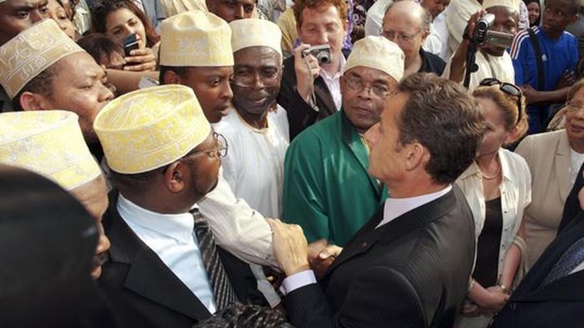 Nicolas Sarkozy zum Minarettverbot: Die Watte des Präsidenten