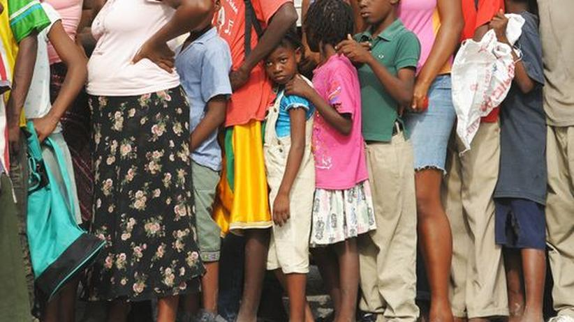 Augenzeugenbericht aus Haiti: Ich habe überlebt
