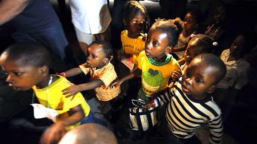 Haiti: Erste Anzeichen für Kinderhandel