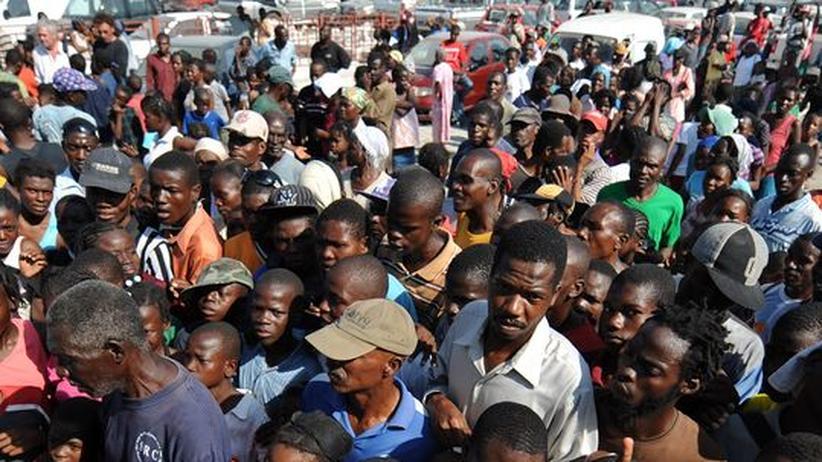 Haiti: Die ersten Helfer kehren zurück
