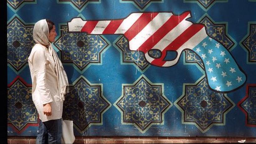 Hochzeitsreise in Iran