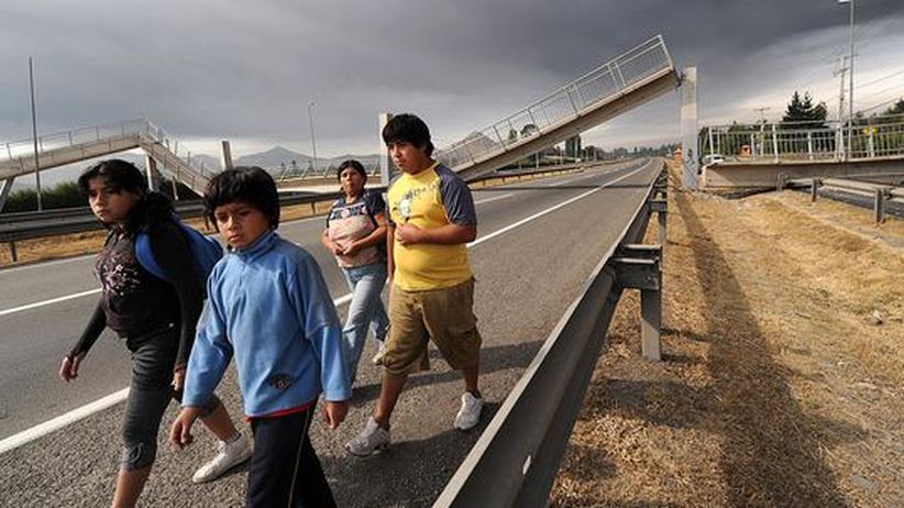 """Erdbeben in Chile: """"In Concepción herrscht das Chaos"""""""