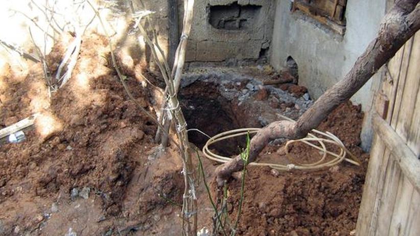 Lebendig begraben: Medine Memi