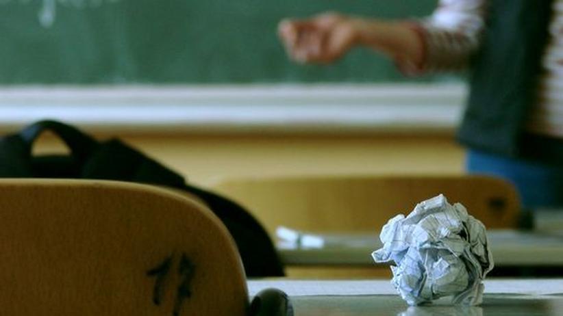 Schüler Lehrer Distanz