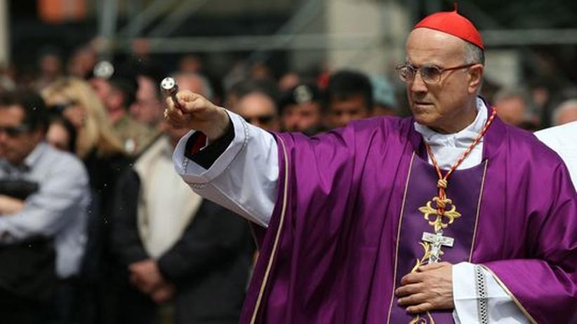 Sexueller Missbrauch: Geheimprotokoll belastet wichtigsten Mitarbeiter des Papstes