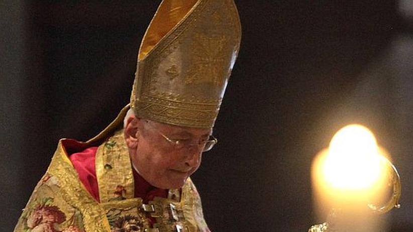 Bischof Mixa: Prügel als Liebeszeichen?