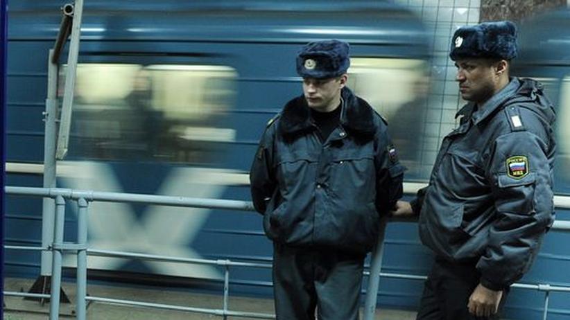 Anschläge auf Moskauer U-Bahn: 17-Jährige als Attentäterin identifiziert