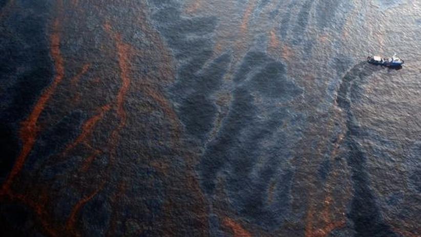 Umweltkatastrophe: Ölaustritt viel höher als angenommen