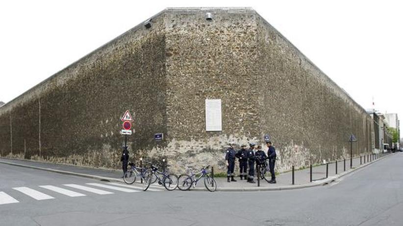Pariser Gefängnis La Santé