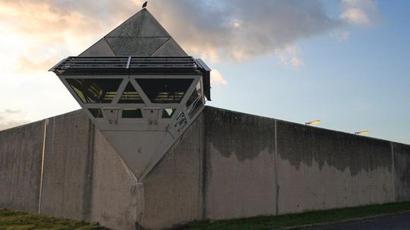 Strafvollzug: Gebaut zur Überwachung der RAF-Terroristen: der Kontrollraum der JVA Ossendorf