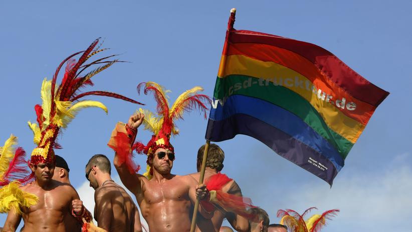 Homosexualität: Anders zu sein kann so schön sein