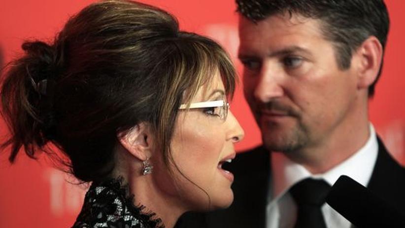 Sarah Palin und ihr Ehemann Todd