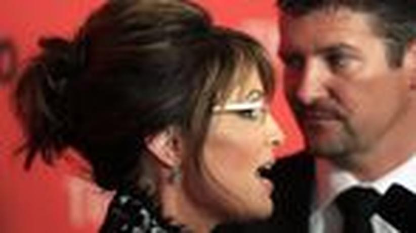Sarah Palin: Amerika kämpft jetzt am Gartenzaun