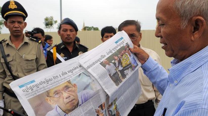 Rote-Khmer-Prozess: Die zweifelhafte Reue des Ex-Folterchefs