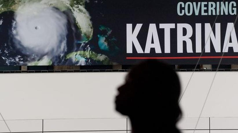 """Gedenkfeier: USA gedenken der Opfer des Wirbelsturms """"Katrina"""""""