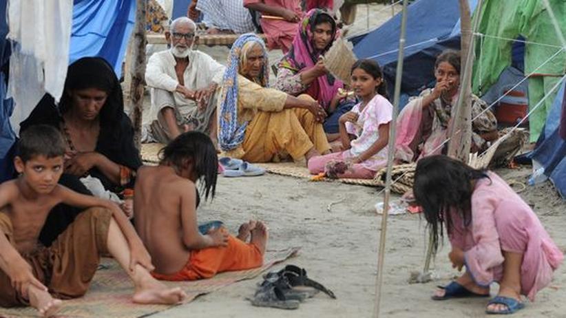 Flutkatastrophe: Weltbank vergibt Millionenkredit an Pakistan