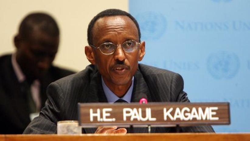 Ruanda: Paul Kagame in New York beim Welternährungsprogramm der Vereinten Nationen