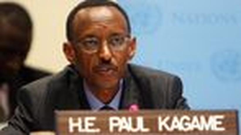 Ruanda: Der eiserne Griff des Paul Kagame