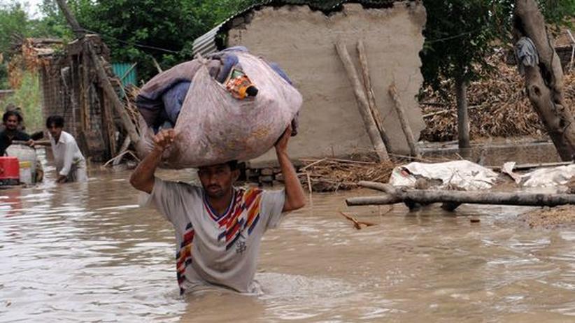 Hochwasser: Pakistan versinkt in den Fluten des Monsuns