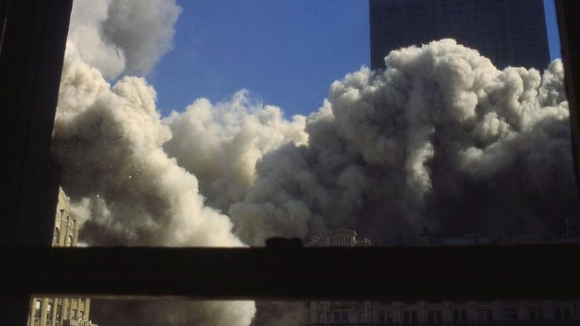 9/11: Engelsfedern in New York