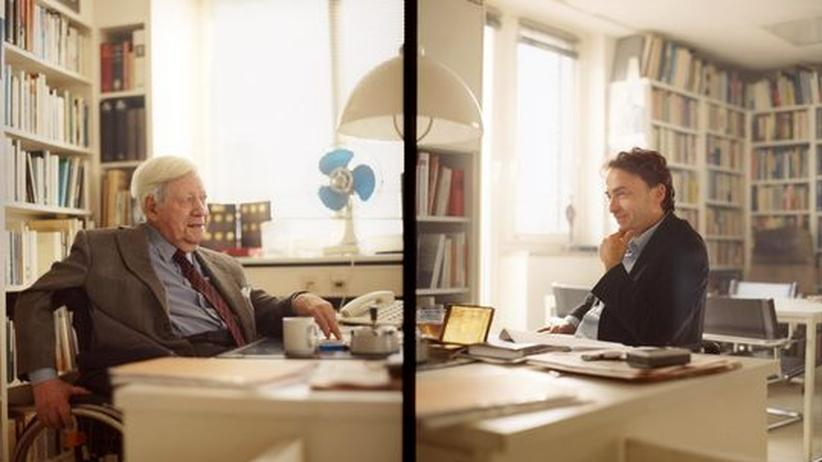 Altkanzler Helmut Schmidt: Verstehen Sie das, Herr Schmidt?
