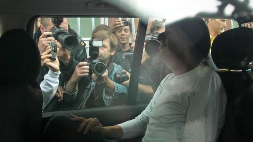 Vergewaltigungs-Vorwurf: Gericht unterbricht Kachelmann-Prozess