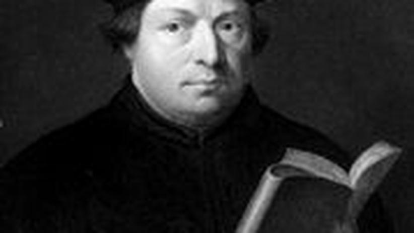 Martin Luther um ca. 1530