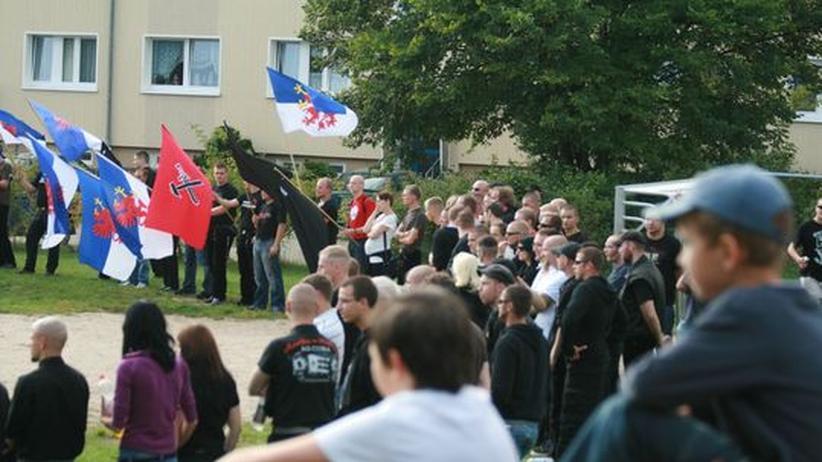 Vorpommern: Wo man die NPD für normal hält