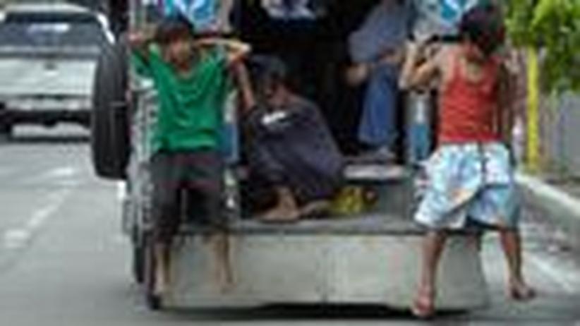Philippinen: Wo Straßenkindern geholfen wird