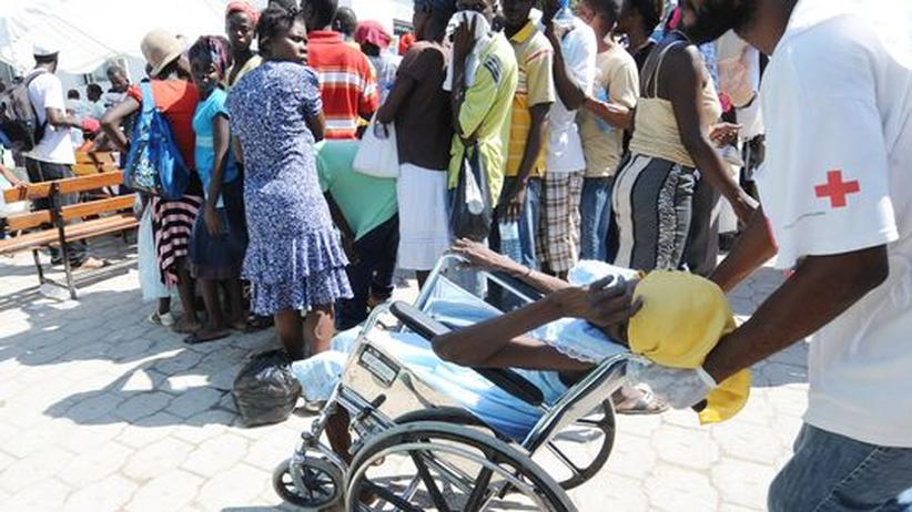 Port-au-Prince: Cholera erreicht Haitis Hauptstadt