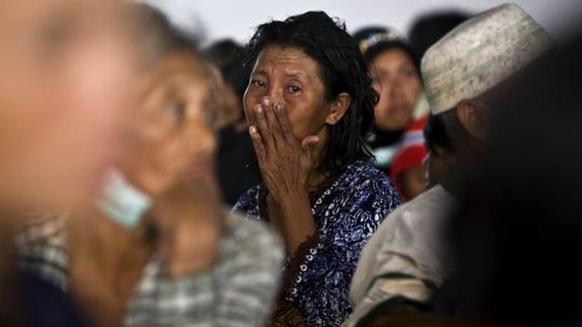 Naturkatastrophe: Vulkan Merapi bricht wieder aus