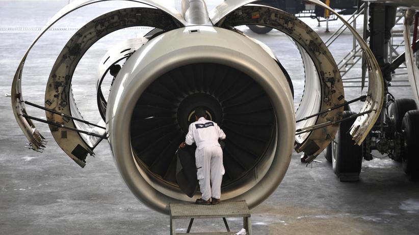 Airbus-Notlandung: Zweifel an Sicherheit der Rolls-Royce-Triebwerke