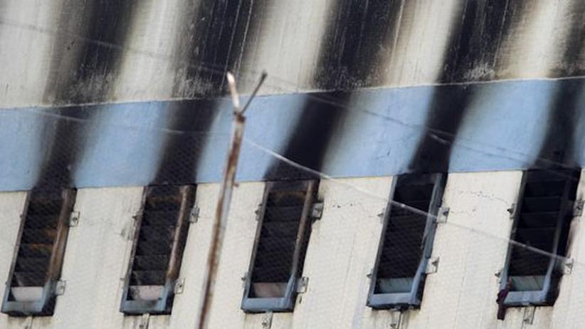 Santiago de Chile: Mehr als 80 Tote bei Gefängnisbrand in Chile