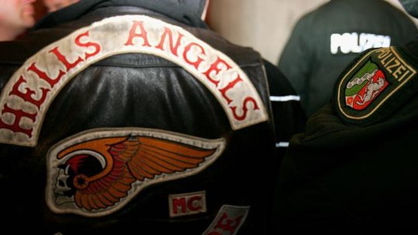 Bandenkriminalität: Polizeibeamte sollen mit Hells Angels zusammengearbeitet haben