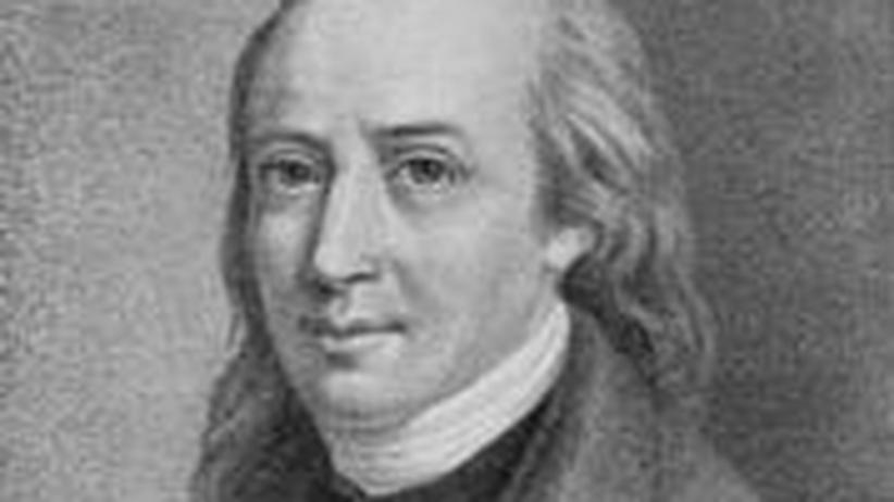 Matthias Claudius: Lithorafie von O.Speckter (1807–1871)