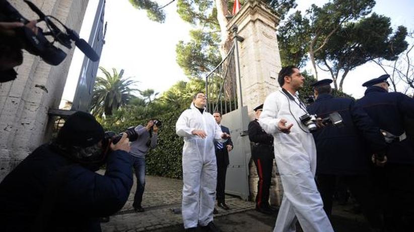 Paketbomben: Anarchisten bekennen sich zu Anschlägen in Rom