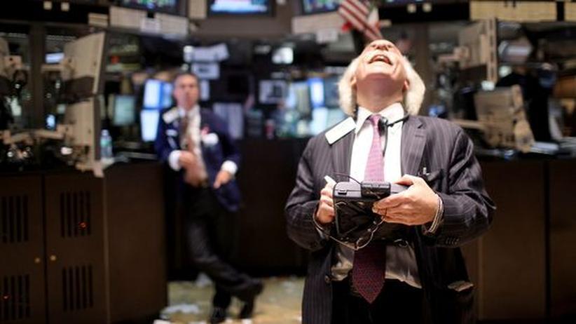 """Geldpolitik: """"Wir sind wie ein Alkoholkranker"""""""