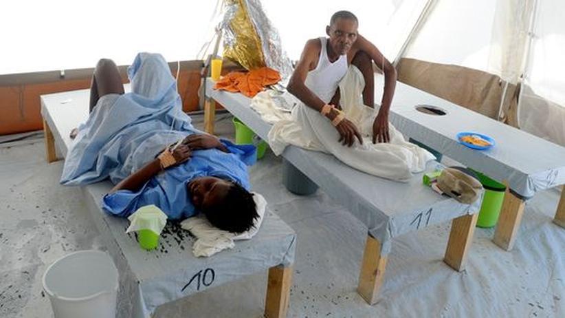 Haiti: Cholera tötet fast 3500 Menschen in Haiti