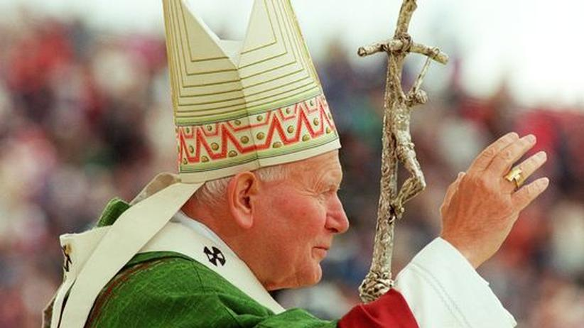 Katholische Kirche: Der frühere Papst Johannes Paul II.