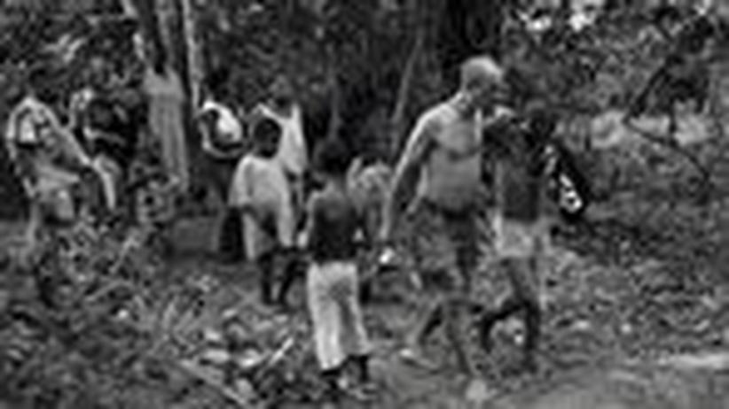 Aussteiger in Afrika: Ein New Yorker unter Pygmäen
